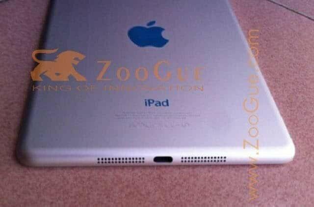 Fake iPad mini
