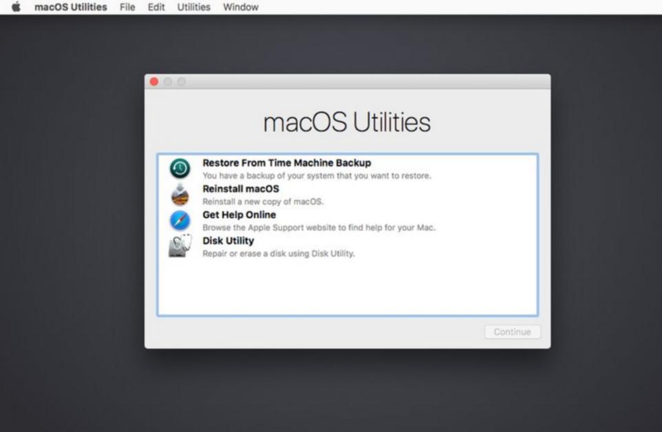 Bypass Mac password